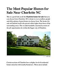 (http://charlottenc.net/)The most popular homes for sale near charlot…