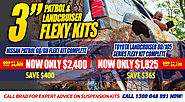 Suspension Stuff | Suspension Stuff, 4x4 Lift Kits - Brisbane