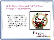cake delivery online & order flowers online at FlowersCakesOnline.com