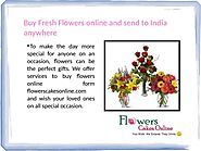 Cake Delivery Online at FlowersCakesOnline.com