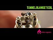 Tunnel Blanket Coil Build
