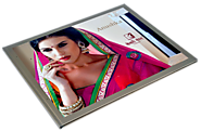 Saree Catalog Printing Services