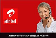 Airtel postpaid customer care number