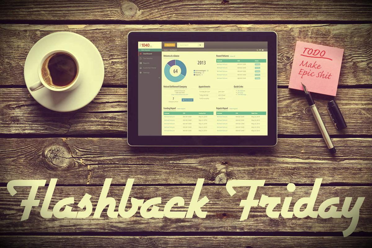 Headline for Flashback Friday (Jan 25-29): Best Articles in UX, Design & Ecommerce This Week