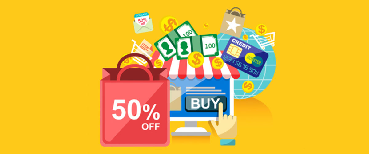 Headline for Online Deals Shopping India