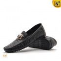 Tods Driving Shoes Black CW712536 - cwmalls.com