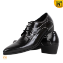 Black Italian Leather Shoes CW760070