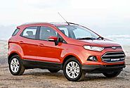 Driving The Ford Ecosport Suv: A Compact And Versatile Charmer