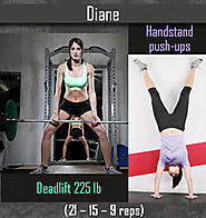 CrossFit Workout Routine