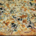 Are you hungry?: Three Cheese Alfredo Veggie Pan Pizza