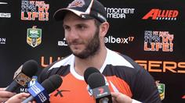 Robbie Farah returns to training