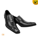 Italian Leather Mens Shoes CW701105