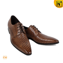 Designer Italian Leather Dress Shoes CW762081