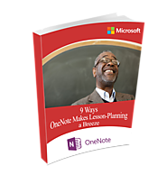 9 Ways Microsoft OneNote Makes Lesson Planning A Breeze