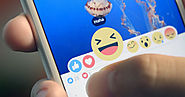 Facebook Reactions, the new Like button, will roll out globally