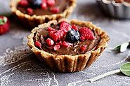 Berry Pudding Pie