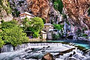 Blagaj Village, Bosnia and Herzegovina