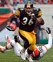 9. Jerome Bettis