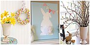 Hop to It! 35 Easy Crafts to Make This Easter