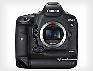 Canon EOS-1D X Mark II No Longer Just Rumor! Official Announcement! | planet5D curated digital image news