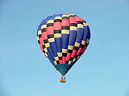 Ride a hot air balloon