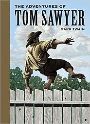 The Adventures of Tom Sawyer, by Mark Twain