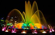Number 2-Magic Fountain Show