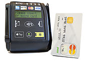 oti TRIO - 3 in 1 Contactless-Chip-Magstripe Cashless Reader