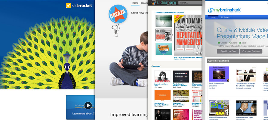 Headline for 15 Impressive Tools for Creating Beautiful Presentations