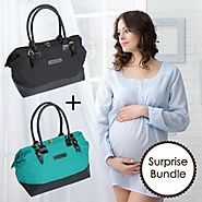 Well packed maternity labour bags