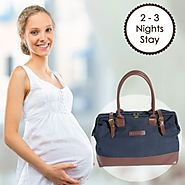 Pre packed bags a popular product for expecting mothers