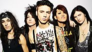 Black Veil Brides is another really good band with music that's just awesome