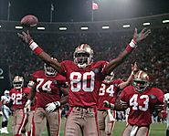 1. Jerry Rice