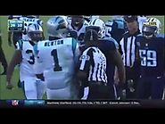 "CAM NEWTON NEW ""DABB ON EM"" TOUCHDOWN DANCE + POST GAME INTERVIEW 11/15/15"