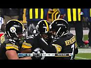 Ben Roethlisberger 2015 Highlights