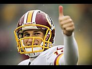 Kirk Cousins 2015-16 Highlights