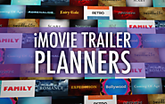 Plan a Better iMovie Trailer with These PDFs