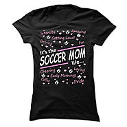Proud Sports Mom T-Shirts