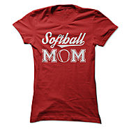 Softball Mom T-Shirts