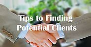 Web Design Services: Tips to Finding Potential Clients