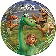 The Good Dinosaur Plates