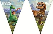 The Good Dinosaur Flag Banner