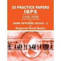 20 Practice Papers IBPS CWE-RRB Bank Officers (Sacle-1)