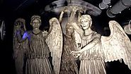 9. Weeping Angels