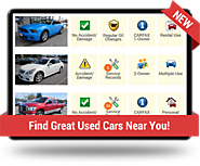 CARFAX™ - Vehicle History Reports and Used Car Listings