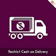 Magento 2 Restrict Cash on Delivery