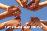 3 Ways To Gain Online Influence