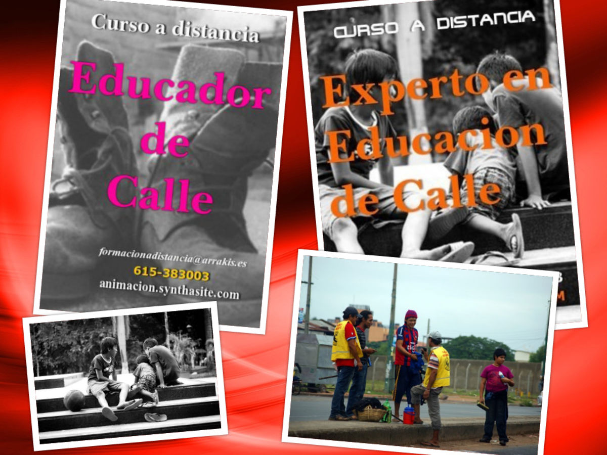 Headline for Curso Educador de Calle
