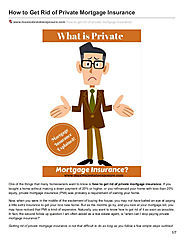 How to End Paying Private Mortgage Insurance Payments