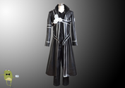 Kirito Cosplay Costume Leather Sword Art Online